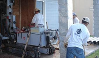 Residential Foundation Repairs in Honolulu, Hawaii (HI)